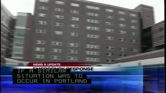 Maine Med says it is prepared for major disaster