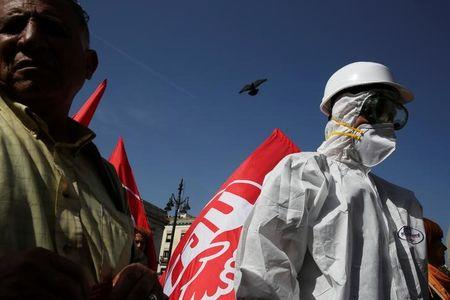 Los sindicatos advierten de más conflictividad si no hay acuerdo con la patronal