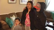 Flyers Wives give home makeover to NE Phila. family