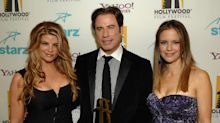 Kirstie Alley says she knows John Travolta isn't gay because they were once in love