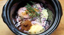 Ne faites jamais cuire du poulet congelé dans un Crock-Pot