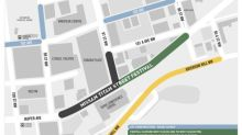 Jasper Avenue faces closures as city hosts Grey Cup festivities
