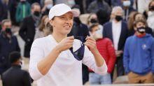 Roland-Garros (F) - Roland-Garros: Iga Swiatek veut « profiter de l'instant »