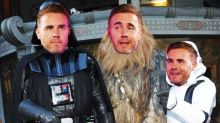 Chewbacca for good! Gary Barlow confirms role in Star Wars