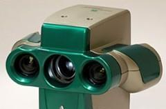 Fraunhofer's Kolibri Cordless sensor snaps 3D images on the go