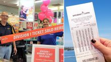Newsagent sells two winning Lotto tickets in consecutive weeks