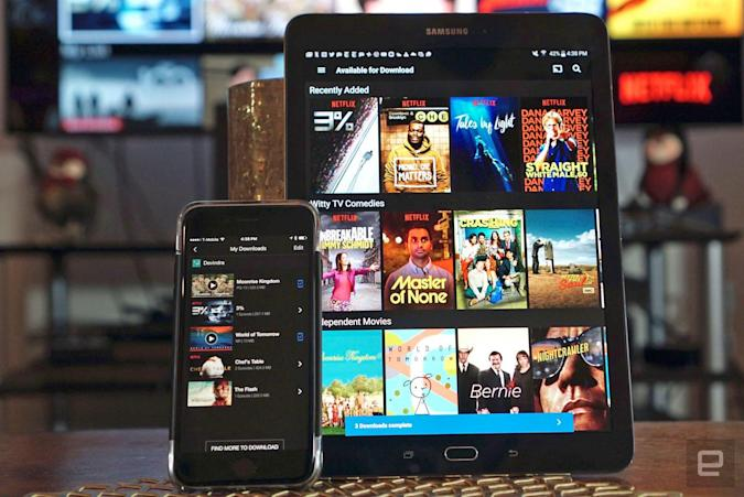 Netflix is no longer available for your rooted Android phone