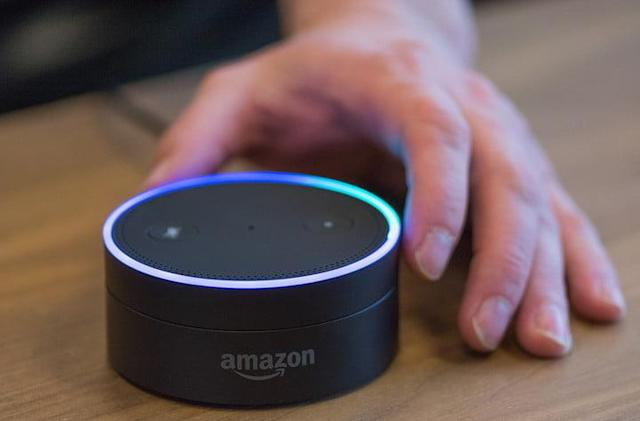Amazon is letting companies trap Alexa in office equipment