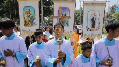 Parolin: il Papa in Thailandia sulle orme dei missionari gesuiti