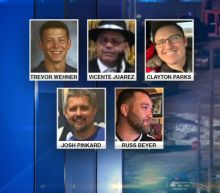 Aurora shooting: Victims of shooting at Henry Pratt Company remembered at vigil Sunday