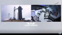 Stop alla Crew Dragon, NASA: troppi rischi per i fulmini