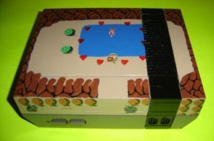 Artistic NES up for sale