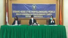 Terkait Rangkap Jabatan, DKPP Periksa Ketua KPU Karangasem Bali