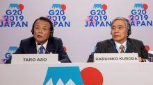 """El G20 apoya los """"progresos"""" hacia una tasa """"unificada"""" para los gigantes tecnológicos"""