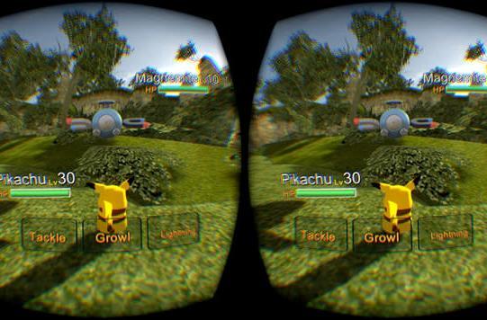 Oculus Rift Pokémon game lets you throw Poké Balls in VR
