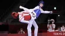 羅嘉翎不敵青奧銀牌得主 東奧跆拳道晚間爭銅