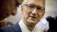 Tim Cook Says Apple Working to Mitigate Impact of China Coronavirus