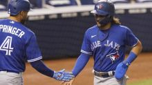 Gurriel hits RBI double in 9th, Blue Jays beat Marlins