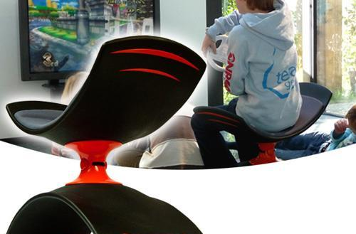 Gamerox gamer chair keeps you on your toes, so to speak