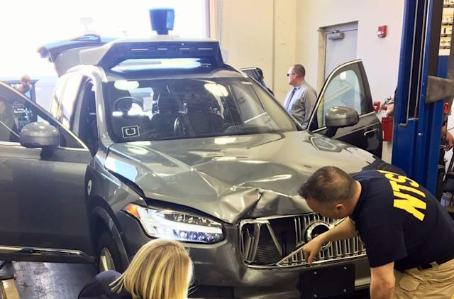 Uber will not face criminal charges for last year's self-driving crash