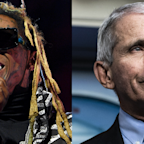 Watch Lil Wayne Interview Dr. Anthony Fauci, Dr. Dre on His Radio Show