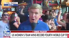 World Cup Fans Chant 'F*** Trump' During Fox News Live Shot