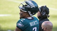 Time for the Eagles to spring Jalen Hurts on the NFL