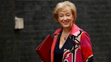 Leadsom: Thomas Cook bailout would be 'throwing good money after bad'