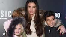 Katie Price 'livid' as she denies that her children have become the face of McDonald's