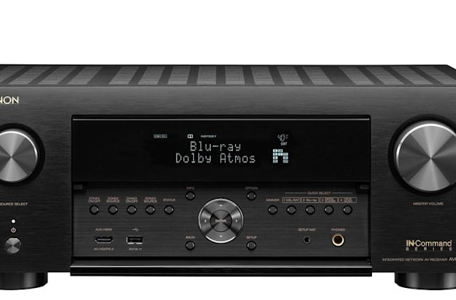 The Morning After: 8K-ready AV receivers are here