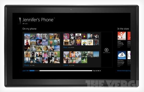 Windows Phone companion surfaces for Windows 8, could take over syncing duties