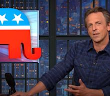 Seth Meyers: Republicans Are Punishing Rep. Liz Cheney For 'Living In Reality'