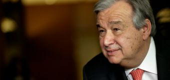 Portugal's Guterres holds lead in UN chief race