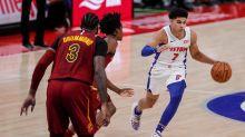 How Detroit Pistons will 'keep the village' around Killian Hayes as he rehabs hip injury