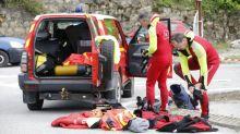 """Tempête Alex : la voiture des pompiers disparus """"est tombée quasiment devant nous"""", témoigne la maire de La Bollène-Vésubie"""