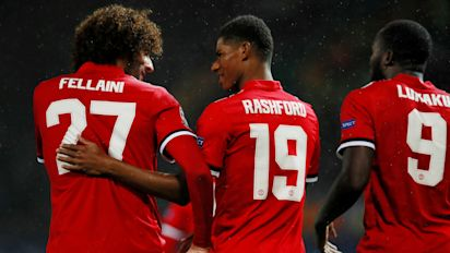 Rashford benefits from Jose's shift in policy