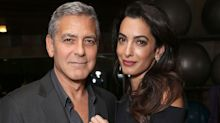 George and Amal Clooney Attending Royal Wedding
