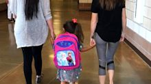 This mom is sharing the secret to co-parenting after divorce, and it's so simple