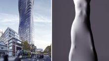 Aparentemente, esta torre australiana era para parecer com um vídeo da Beyoncé