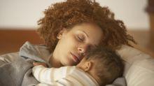 Acostar temprano a los niños beneficiaría la salud de las madres