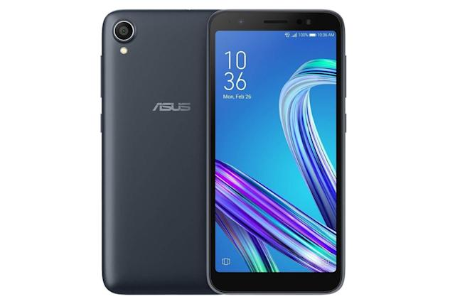 ASUS' Android Go phone comes to the US for $110
