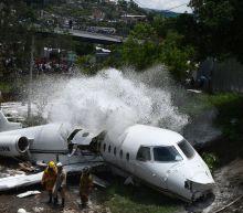 Six Americans injured in Honduras plane crash