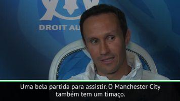 """FUTEBOL:  UEFA Champions League: Ricardo Carvalho: """"O City tem um timaço, mas o Real tem mais experiência"""""""