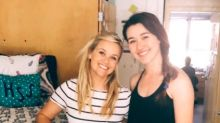 Reese Witherspoon Visits Her Old Dorm Room at Stanford and Meets the Current Resident