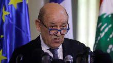 """""""La menace est partout"""": Le Drian met en garde les Français de l'étranger face au risque terroriste"""