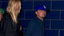 Leonardo DiCaprio Spotted Holding Hands With Ex Toni Garrn -- See the Pic!