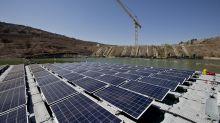 Correction: Chile-Floating Solar Island story