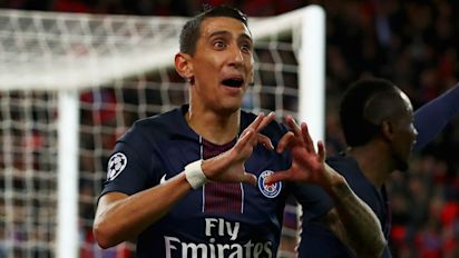 Barca hacked with Di Maria announcement