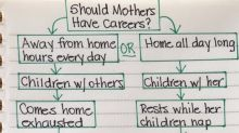 Christian blogger goes viral for all the wrong reasons after shaming working mothers on Facebook