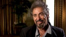 Role Recall: Al Pacino Looks Back at the 'Godfather' Films, 'Scent of a Woman,' and More